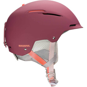 Rossignol Templar Impacts Casque Femme, purple